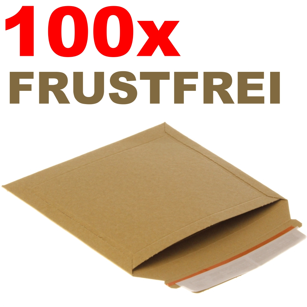 100x vollpappe buch verpackung versandtaschen. Black Bedroom Furniture Sets. Home Design Ideas